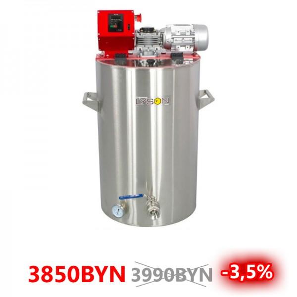 Оборудование для декристаллизации и кремования меда