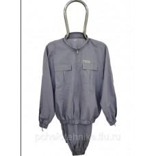 Одежда пчеловода костюм серый
