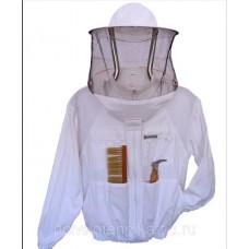 Одежда пчеловода куртка белая