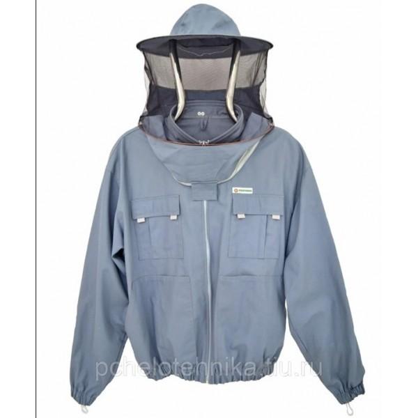 Одежда пчеловода куртка серая