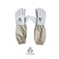 Перчатки Лысонь с нарукавниками